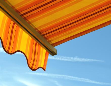 Sonnenschutzmarkise