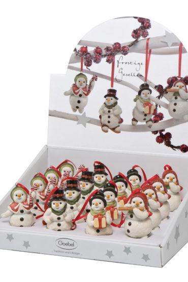 Schneemann Ornamente
